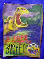 Hippos Have Hunger by PTPenguino