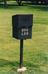 Dog Loo by PTPenguino