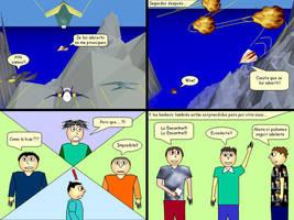 Old Workz: RC-NET comic by halconfenix