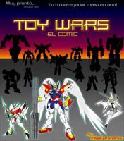 Concept comic poster 1 ESP by halconfenix