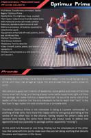 Profile Update - Ani Prime by halconfenix