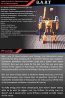 Profile Update - BART by halconfenix