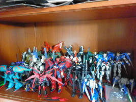 Collection Update - crappy pic 2 by halconfenix
