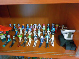 Collection Update - crappy pic 3 by halconfenix