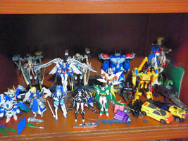 Collection Update - crappy pic 4 by halconfenix