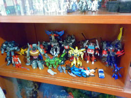 Collection Update - crappy pic 5 by halconfenix
