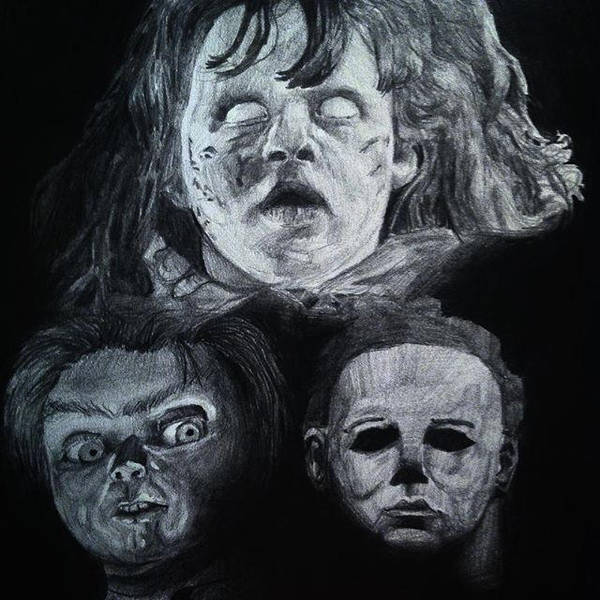 Horror Movie Characters By Ghostgirlgotscared On Deviantart