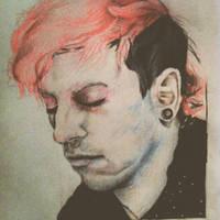 Josh dun portrait by ghostgirlgotscared