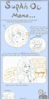 Beastly OC Meme: Ili by ThreeWayDart