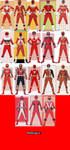 Red Rangers by TommyOliver5