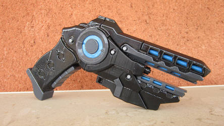Ender's Game paralysing weapon (3D print) by vahki6