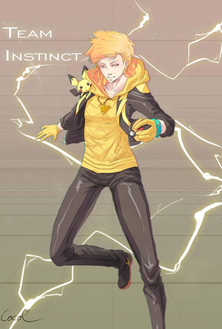 Team Instinct by GodOfBadWeather