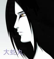 Orochimaru... by wyttiger