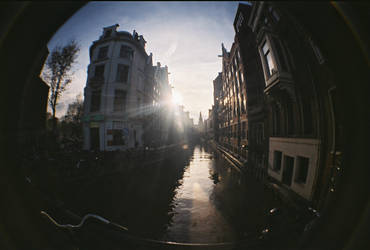 Amsterdam Lomography by dreamertom