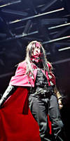 Vincent Valentine Cosplay by Spiked-Fox