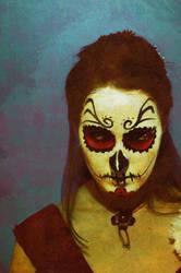 Dia de los muertos by Nim41