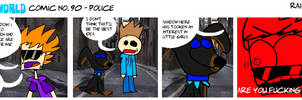 TWComic No. 90 - Police by RAIINY-SKYE