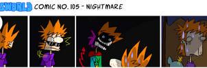 TWComic No. 105 - Nightmare by RAIINY-SKYE