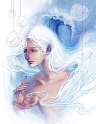 Inner Sea by kajoi