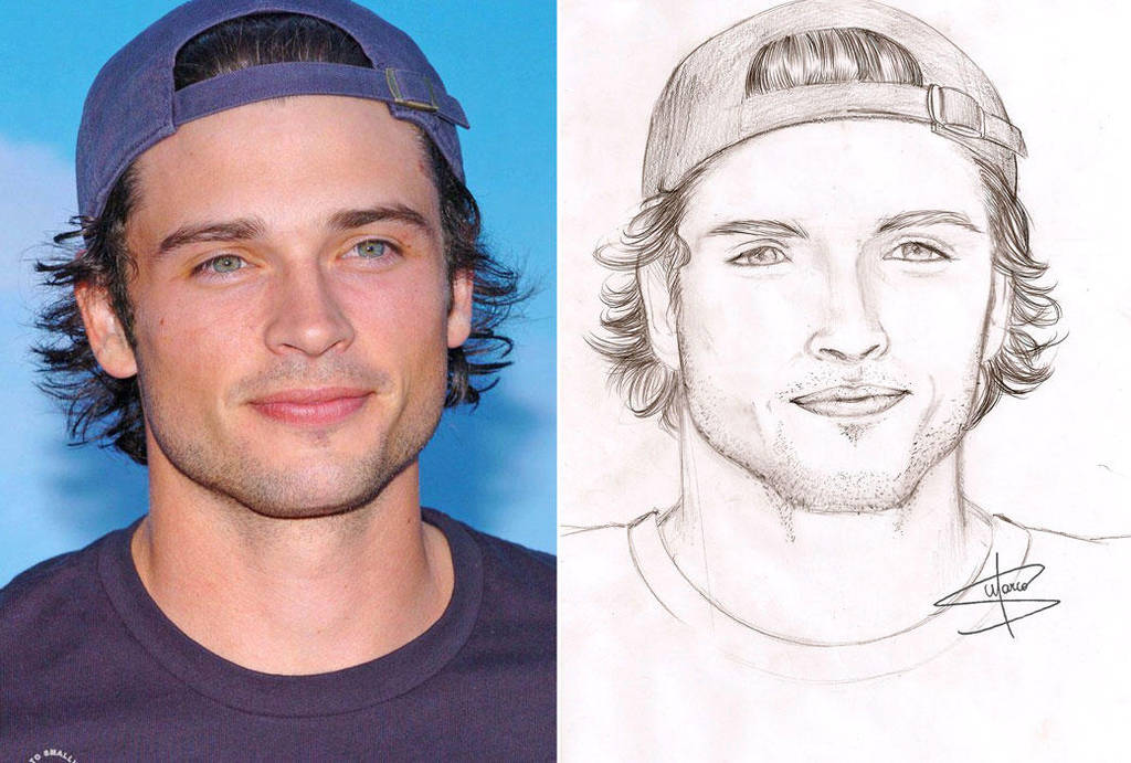 Tom Welling - Clark by marcos-prl
