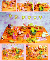 Birthday Party Prep Board by margemagtoto