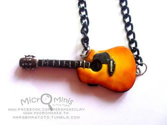Sunburst Guitar by margemagtoto