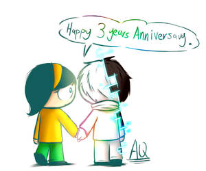 3 Years by aq1218