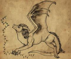 KIRIBAN - Samantha-dragon 2 by DarkAfi4