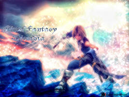 Final Fantasy Dissidia by INASTRIC