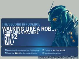 2nd Innocence by metalkid