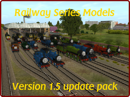 Railway Series Models - Updated by wildnorwester