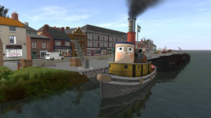 STMY: The Old Tugboat by wildnorwester