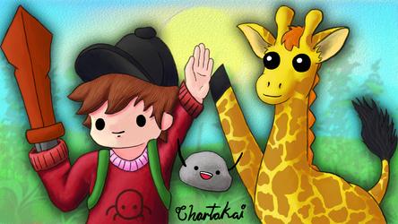 Super Adventure Pals by Chartokai