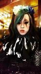 How to gothic clown ruffles, rainbow Lolita hair by suki42deathlake