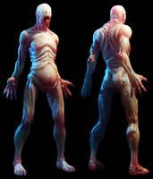 Pale Man by Konartist3D