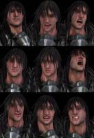 3D Rah - Expression Test by Konartist3D
