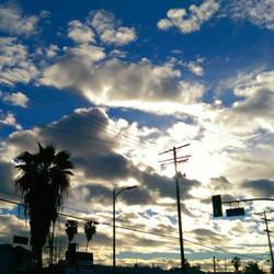 Sunrise Clouds mini 2 by LordPint