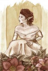Queen curiosity by ElkeF