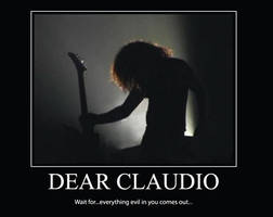 Dear Claudio... by bijaihd