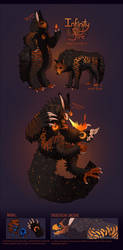 Infinity Fire: Weresnow Edition FFA Auction (OPEN) by MrGremble