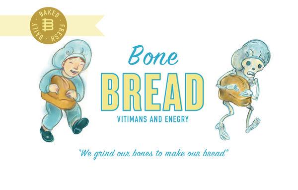 Bone Bread by miorats