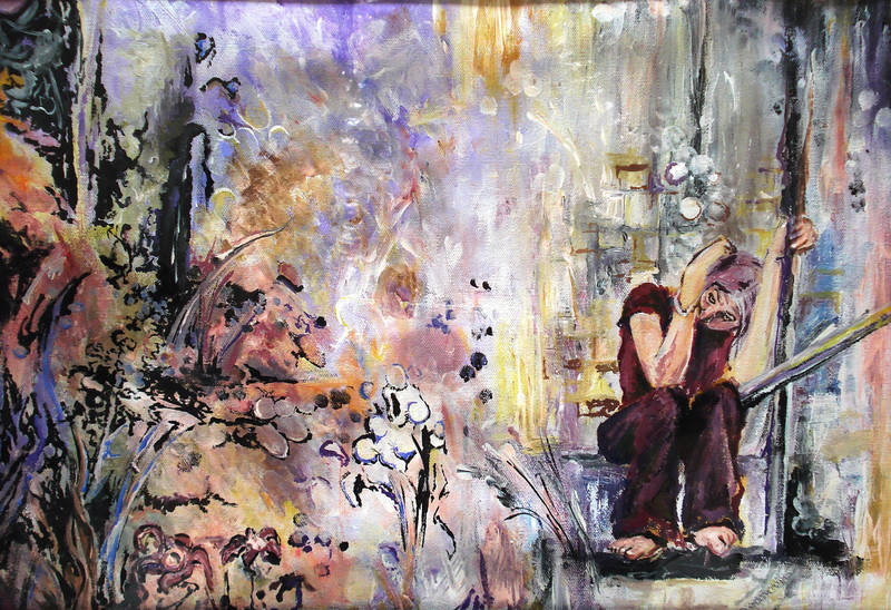 Finger Paint by blonde-gypsy