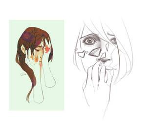 Lena Concept 8 by HailComic