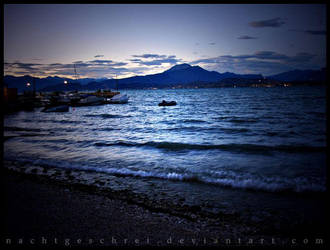 From across the sea. by nachtgeschrei