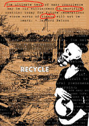 Recycle Poster by D-Murphy