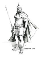 The Roman by mavinga