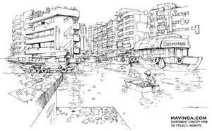 Waterway by mavinga