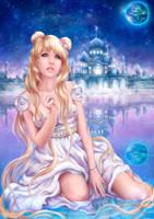 Princess Serenity by Ksulolka