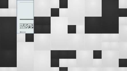 Portal 2 Wallpaper Used With Geek Tool by TXTCLA55