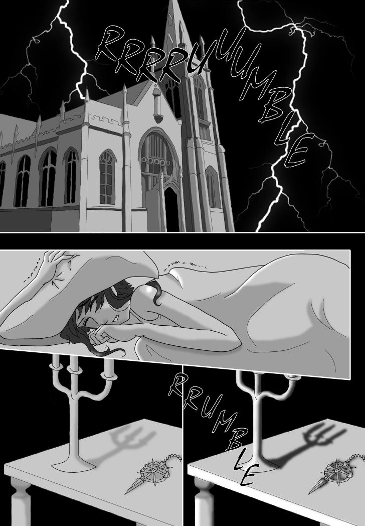 Sound of Thunder - 001 by SasukeDoppelganger